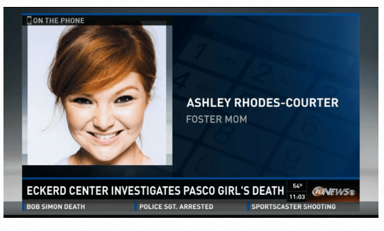 Eckerd Center investigates death of girl, 9