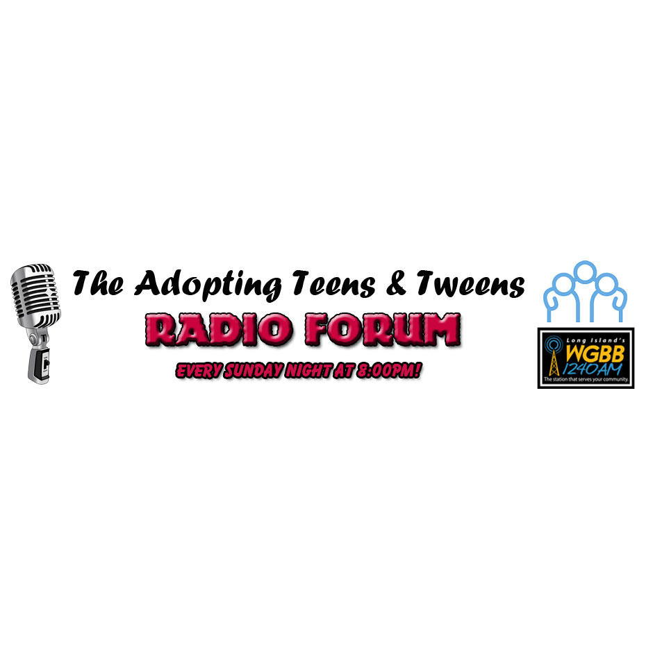 Adopting Teens and Tweens Radio Forum: Ashley Rhodes Courter
